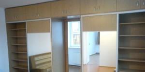 szafy zabudowy wnęki na zamówienie